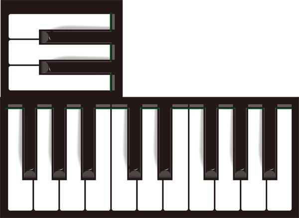 鍵盤画像 (プレビュー)