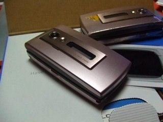 WX310K スペシャルモデルと普通のモデル