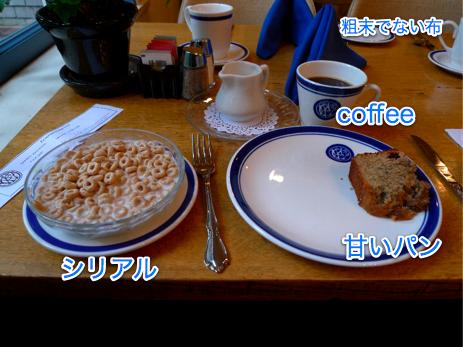 朝ご飯メモ